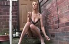 Outdoor Upskirt Porn